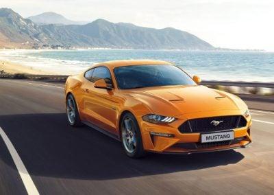 Ford Mustang_Miljø