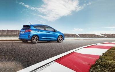 Nye Ford Fiesta ST