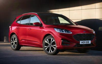 Nye Ford Kuga Plug in Hybrid